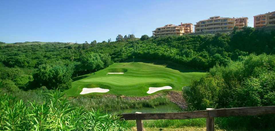 Golf Almenara à Cadix en Espagne