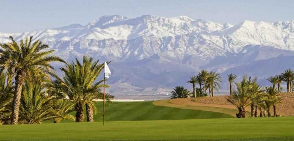 Réservation Tarif et Promotion au Golf Amelkis à Marrakech Maroc