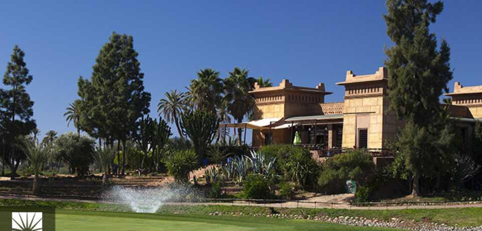 Réservation Golf Amelkis à Marrakech Maroc