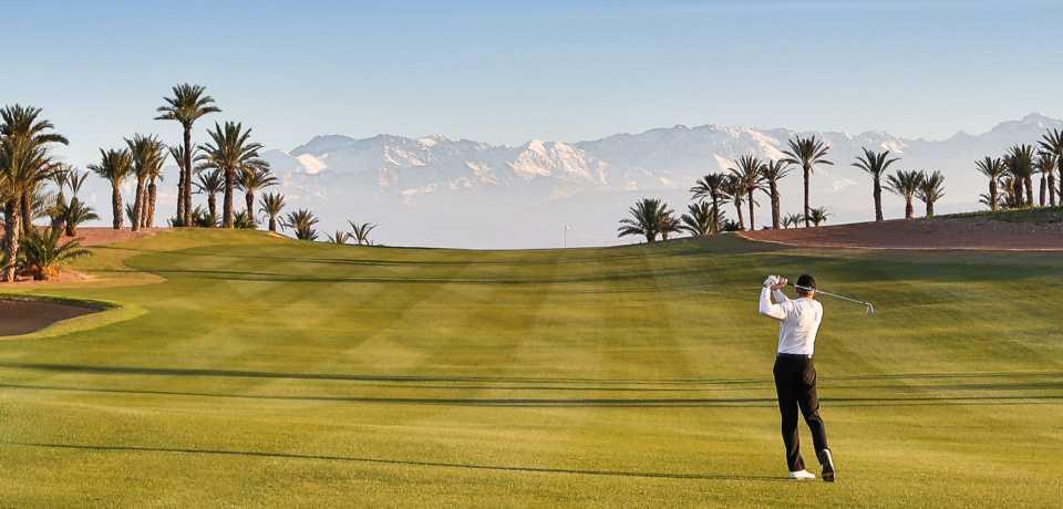Réservation Stage, Cours et Leçons au Golf Assoufid à Marrakech Maroc