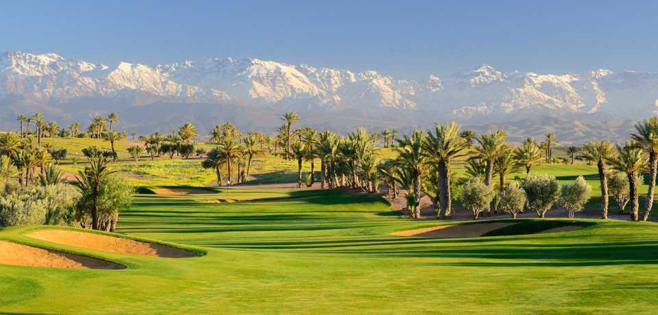Golf Assoufid à Marrakech Maroc