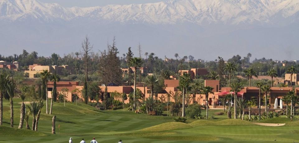 Golf Atlas à Marrakech Maroc