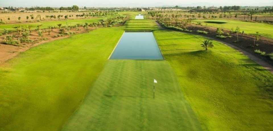 Réservation Golf La Noria à Marrakech Maroc