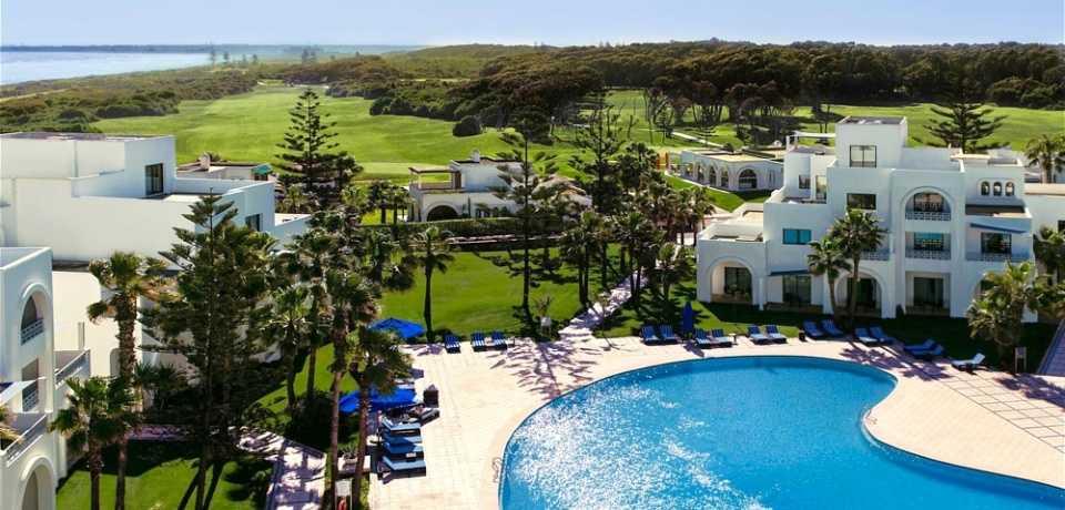 Royal Golf El Menzeh a Casablanca Maroc