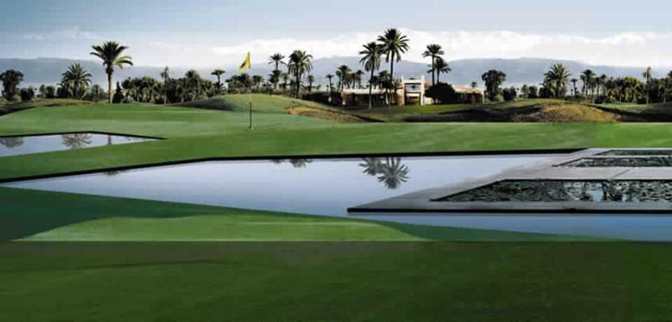 Golf al Maaden au Marrakech Maroc