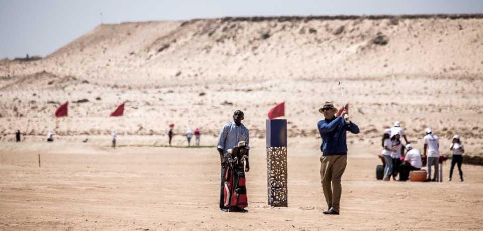 Réservation Golf Rio de Oro à Dakhla Maroc