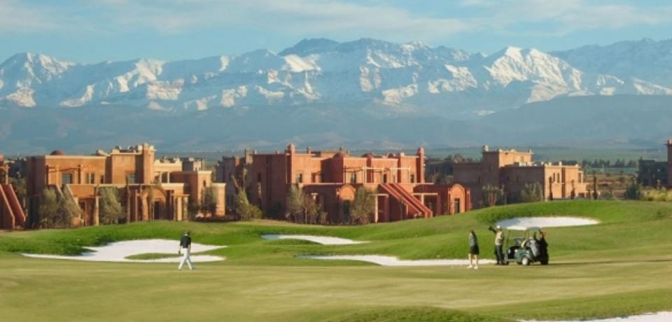 Réservation Golf Samanah à Marrakech Maroc