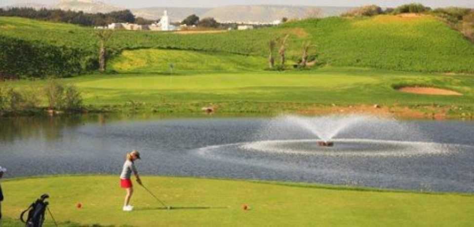 Golf l'Océan à Agadir Maroc