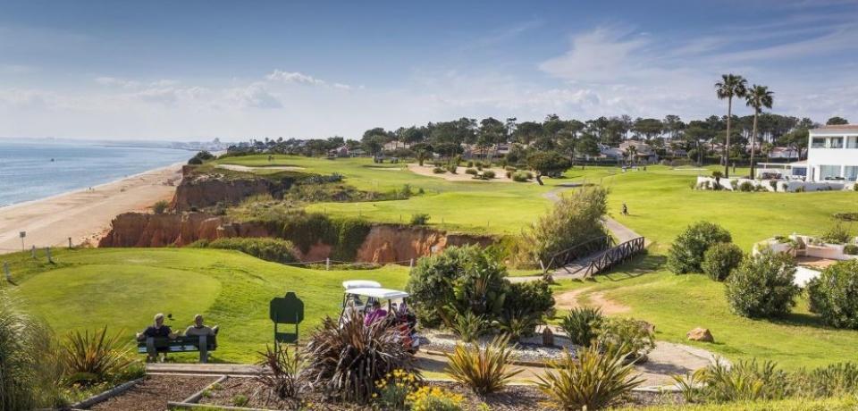 Golf Vale Do Lobo au Portugal