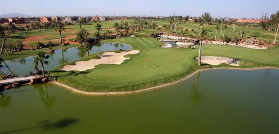 Réservation Green Fee au Golf Al Maaden a Marrakech Maroc