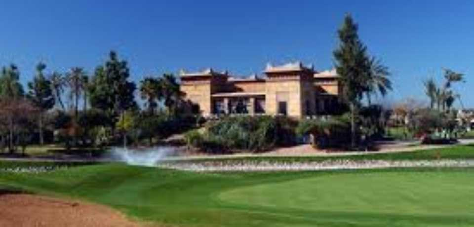 Réservation Green Fee au Golf Amelkis à Marrakech Maroc