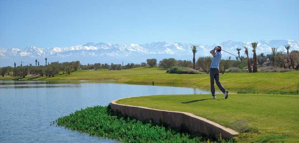 Réservation Green Fee au Golf Fairmont Royal Palm à Marrakech Maroc