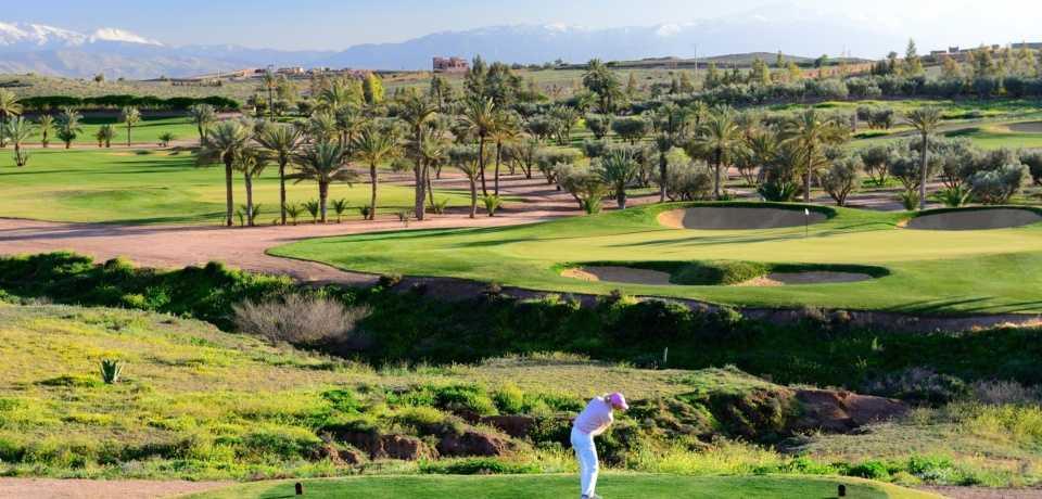 Réservation Green Fee au Golf Assoufid à Marrakech Maroc