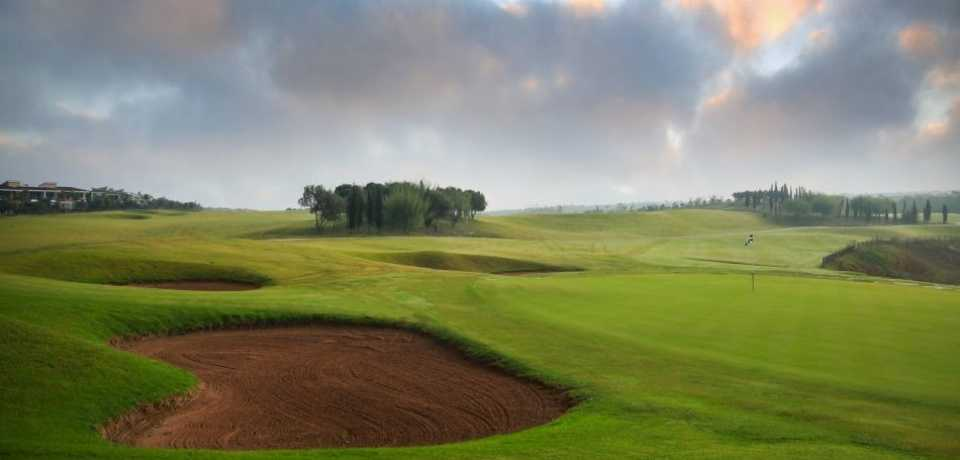 Réservation Green Fee au Palm Golf Bouskoura a Casablanca Maroc