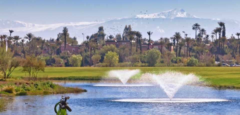 Réservation Green Fee au Golf Palmeraie à Marrakech Maroc