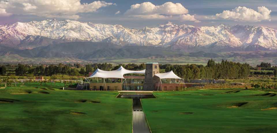 Réservation Green Fee au Golf Tony Jacklin à Marrakech Maroc