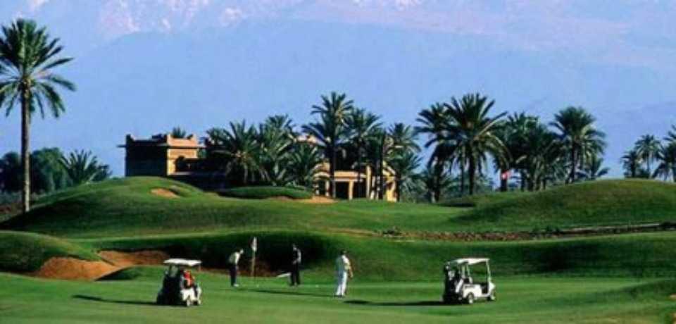 Réservation Green Fee au Royal Golf à Agadir Maroc