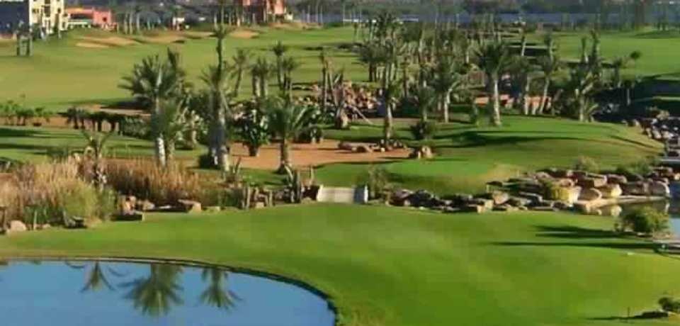 RéservationGreen Golf Club a Casablanca Maroc