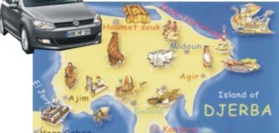 Location véhicule de transport en Tunisie