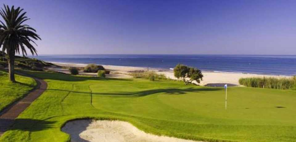 "Golf Vale Do Lobo ""OCEAN"" au Portugal"