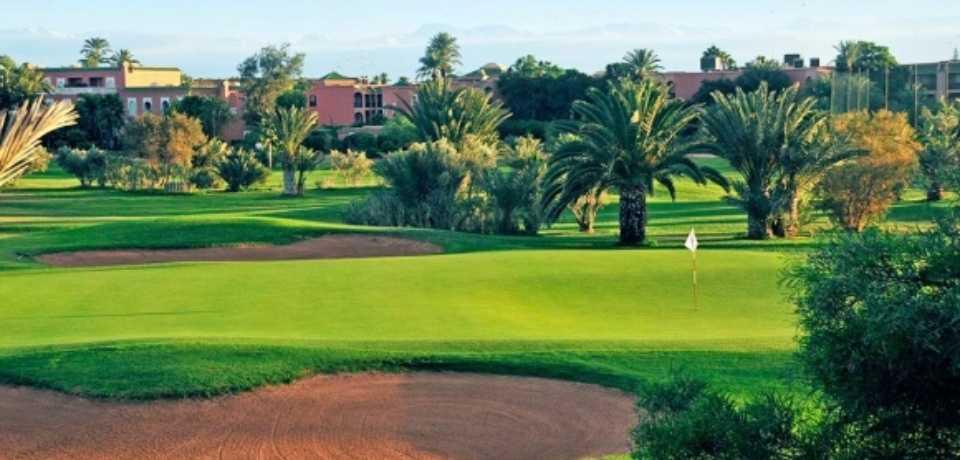 Réservation Palm Golf Bouskoura a Casablanca Maroc