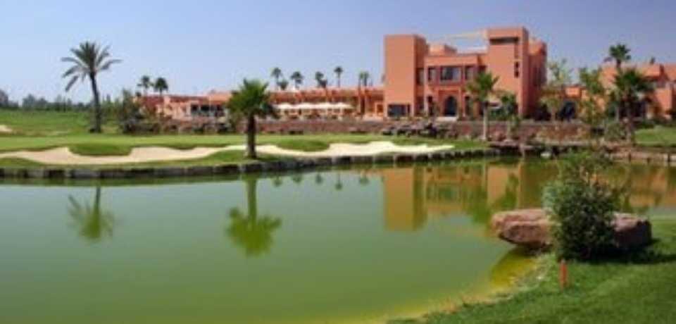 Palm Golf Ourika à Marrakech Maroc