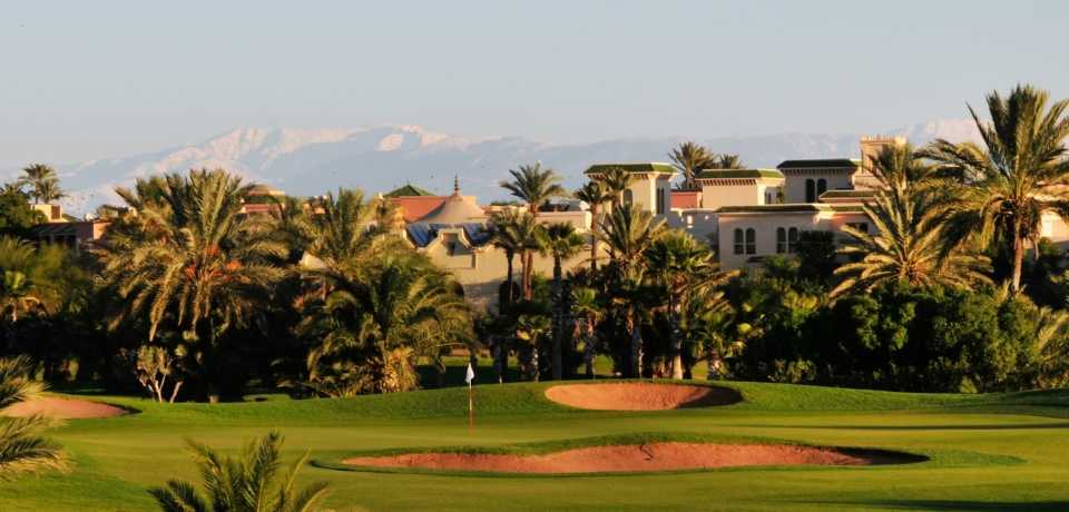 Golf Palmeraie à Marrakech Maroc
