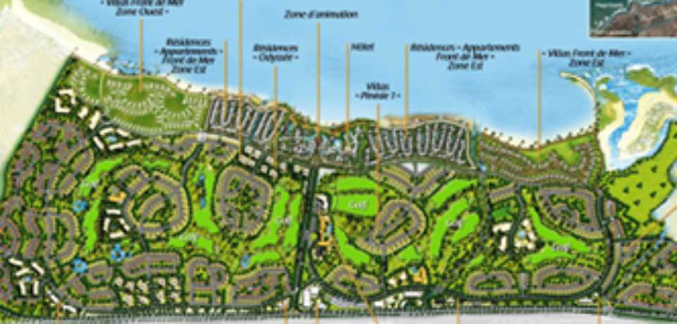 Réservation Tarif Promotion au Bahia Golf Beach a Casablanca Maroc