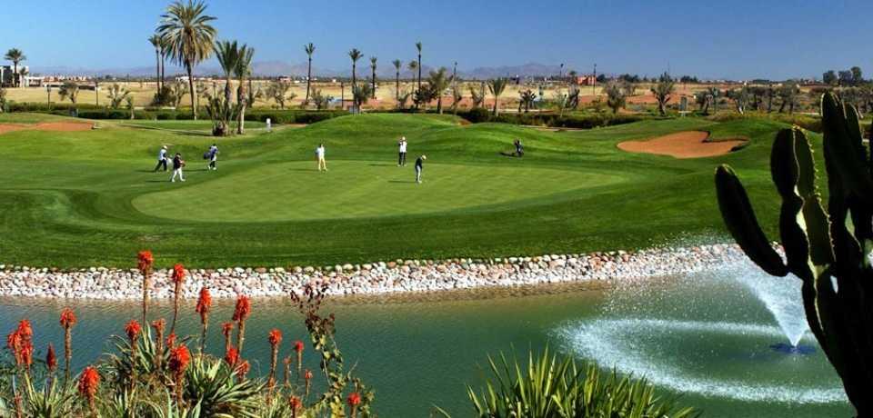 Réservation Golf à Marrakech Maroc