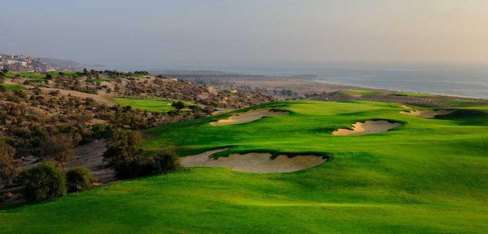 Golf à Agadir Maroc