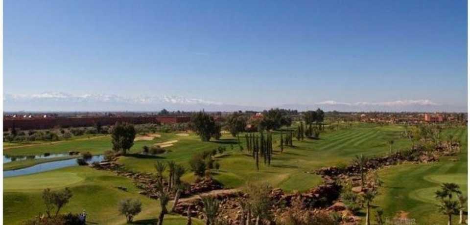 Réservation Golf Atlas à Marrakech Maroc