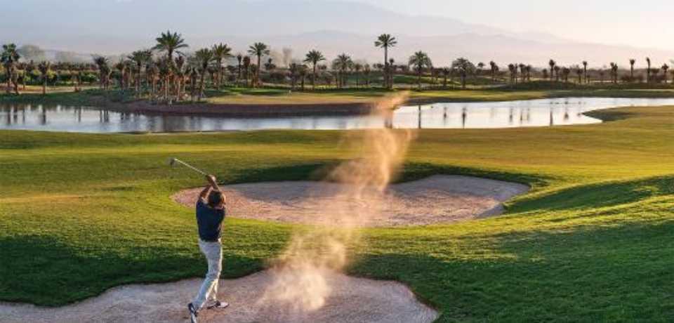 Réservation Golf Fairmont Royal Palm à Marrakech Maroc