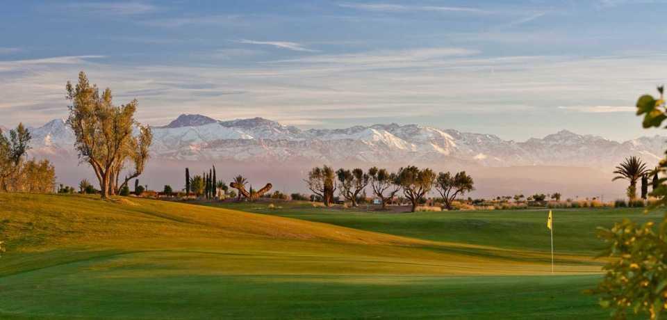 Réservation Golf al Maaden au marrakech Maroc