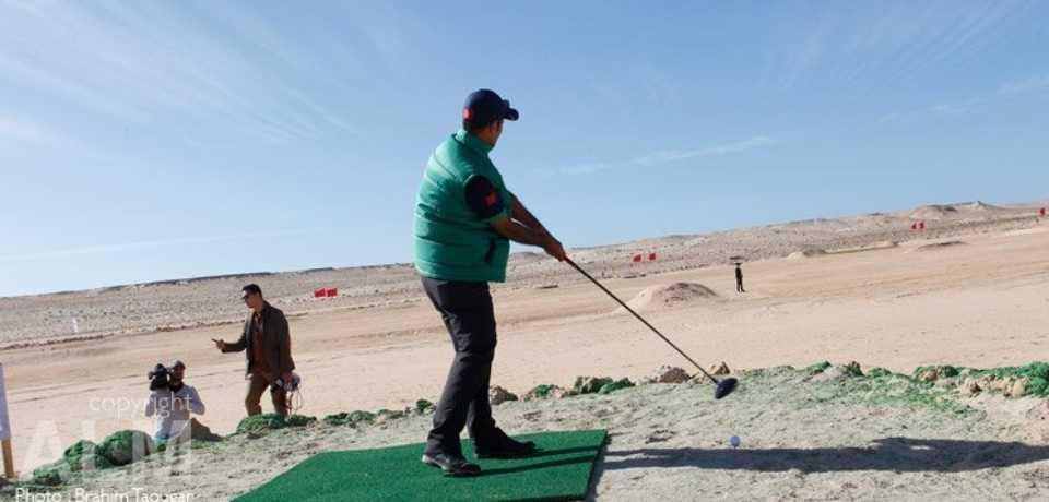 Réservation Green Fee au Golf Dakhla Maroc