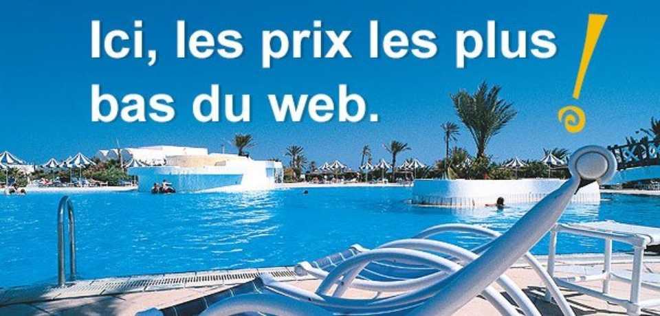 Réservation Hotel en Tunisie