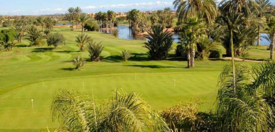 Réservation Golf Palmeraie à Marrakech Maroc