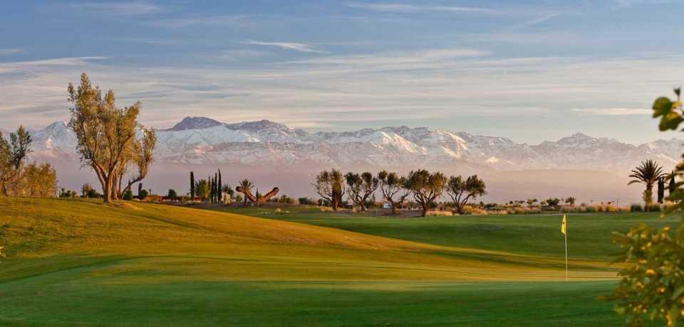 Réservation Golf Assoufid à Marrakech Maroc