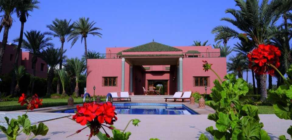 Réservez Golf à Marrakech Maroc