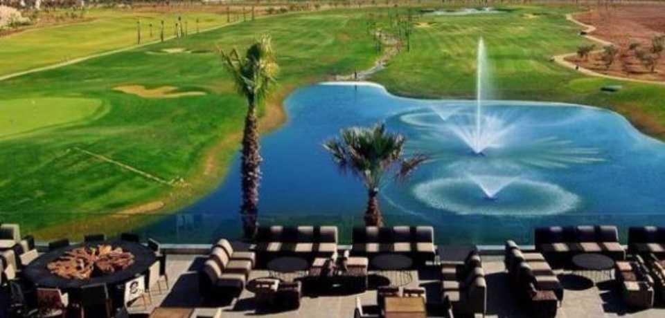 Golf à Marrakech Maroc