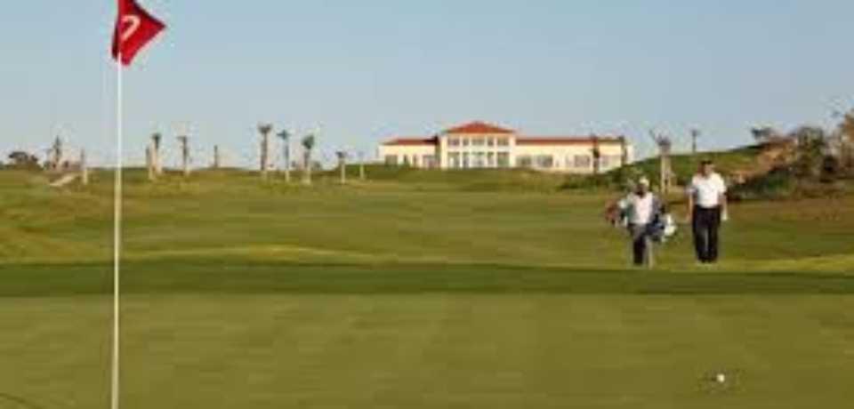 Réservation Golf l'Océan à Agadir Maroc