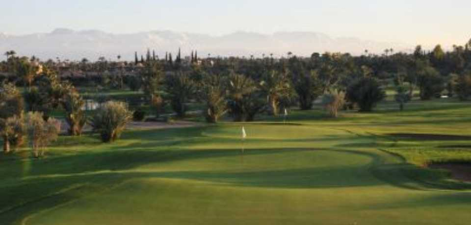 Réservez Palm Golf Bouskoura a Casablanca Maroc