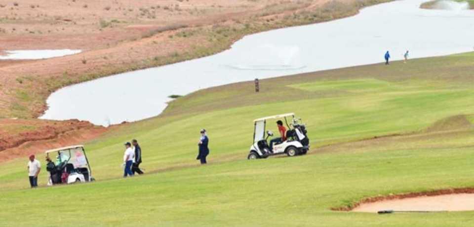 Réservation Golf The Montgomerie à Marrakech Maroc