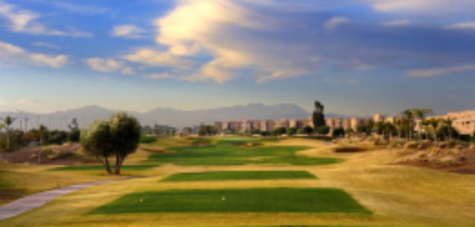Golf Tony Jacklin à Marrakech Maroc
