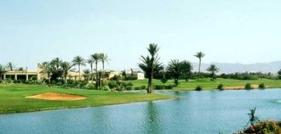 Royal Golf à Agadir Maroc