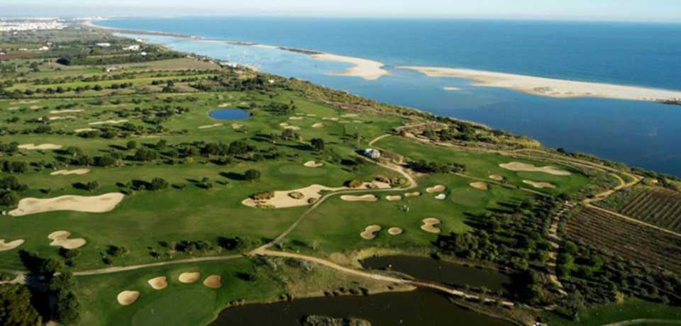 Golf Quinta Da Ria au Portugal