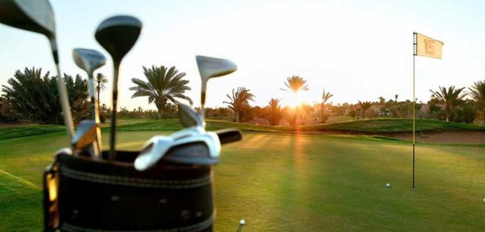 Royal Golf à Marrakech Maroc
