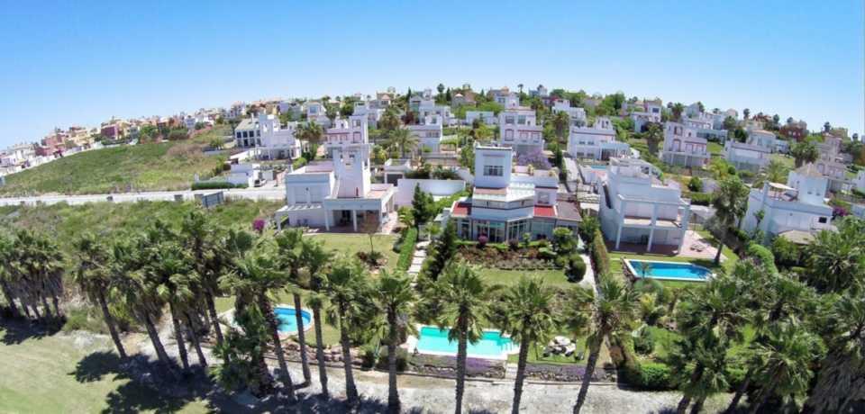 Golf Sanlucar à Cadix en Espagne