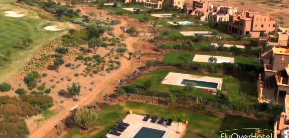Golf Samanah à Marrakech Maroc