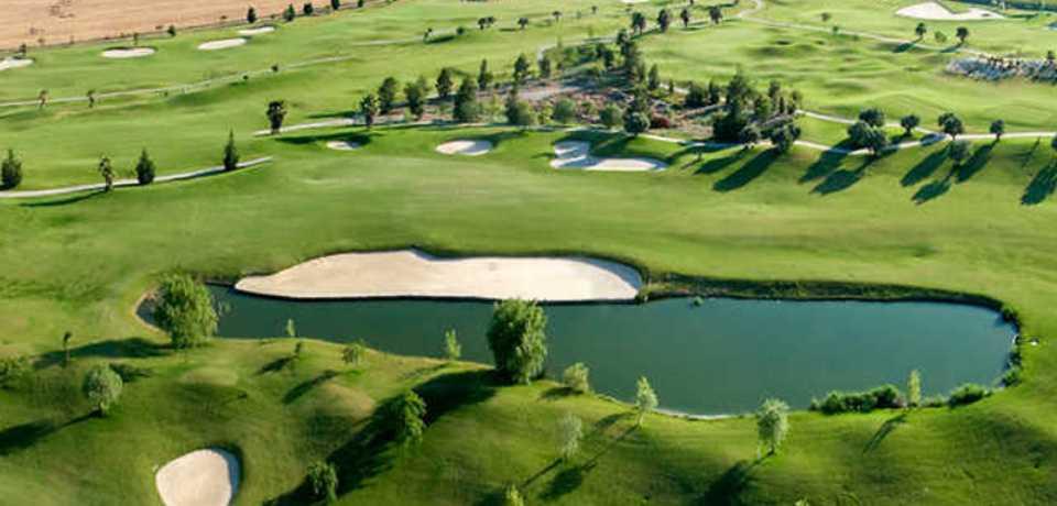 Golf Sherry à Cadix en Espagne