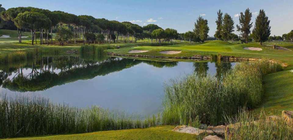 "Golf Quinta Do Lago ""Sud"" au Portugal"